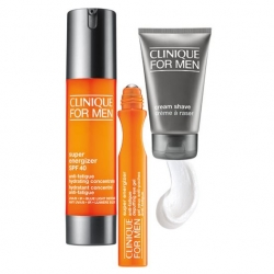"CLINIQUE For Men Set ""Daily Energy + Protection"""