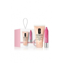 CLINIQUE Set Moisture Surge 72-Hour Auto-Replenishing Hydrator 30 ml & Chubby Stick Lip Color Balm 1,2 gr