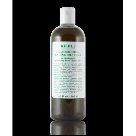 Kiehl's Cucumber Herbal Alcohol-Free Toner 500 ml