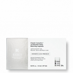 Kiehl's Clearly Corrective™ Accelerated Clarity Renewing Ampoules 28 viales