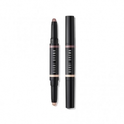 Bobbi Brown Dual-Ended Long-Wear Cream Shadow Stick Dusty Mauve/ Malted Pink