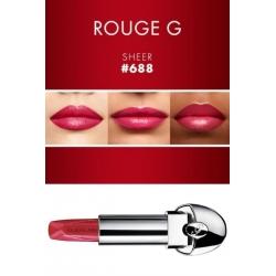 GUERLAIN Rouge G Sheer Shine Nº 688