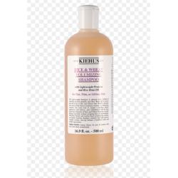 Kiehl's Rice and Wheat Volumizing Shampoo 500 ml