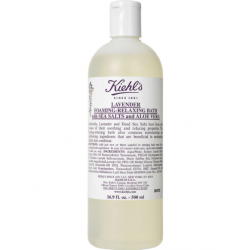 Kiehl's Lavender Foaming-Relaxing Bath with Sea Salts and Aloe 500 ml