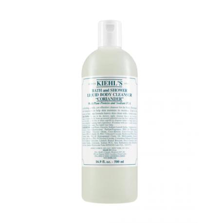 """Kiehl's Bath and Shower Liquid Body Cleanser """"Coriander"""" 500 ml"""