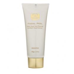 KEDMA Peeling Exfoliante Facial Limpieza de Poros e Iluminación con Minerales del Mar Muerto 100g