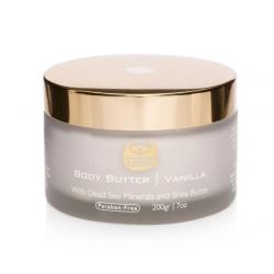 KEDMA Body Butter Vainilla Manteca Corporal 200 gr