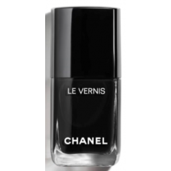 CHANEL Le Vernis Limited Edition 713 Pure Black