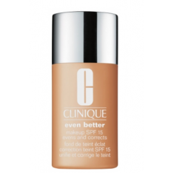 CLINIQUE Even Better™ Maquillaje Corrector Anti-Manchas SPF 15 WN 76 Toasted Wheat 30 ml