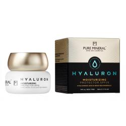 Pure Mineral Dead Sea Cosmetics Protector SPF-15 Hidratante Hyaluron 50 ml