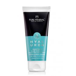 Pure Mineral Dead Sea Cosmetics Mascarilla de Barro Purificante Pieles Normales a Secas 175 ml