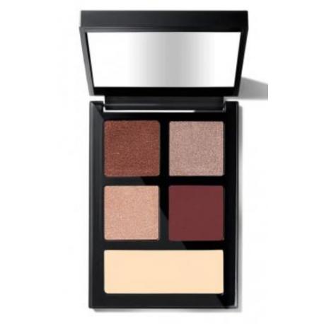 Bobbi Brown The Essential Multicolor Eye Shadow Palette Bold Burgundy