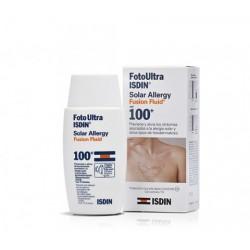 ISDIN FotoUltra Solar Allergy 100 Fusion Fluid 50 ml