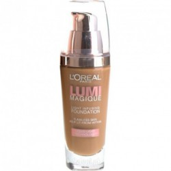 L'Oreal Lumi Magique Light Infusing Foundation D/W5 Sable Doré