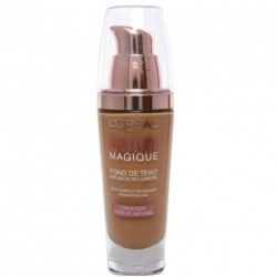 L'Oreal Lumi Magique Light Infusing Foundation D/W6 gold camel