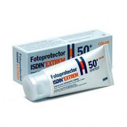 ISDIN Fotoprotector 50 EXTREM Crema con COLOR hidratación intensa 50 ml