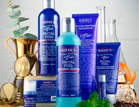 MEN'S SKIN CARE KIEHL'S