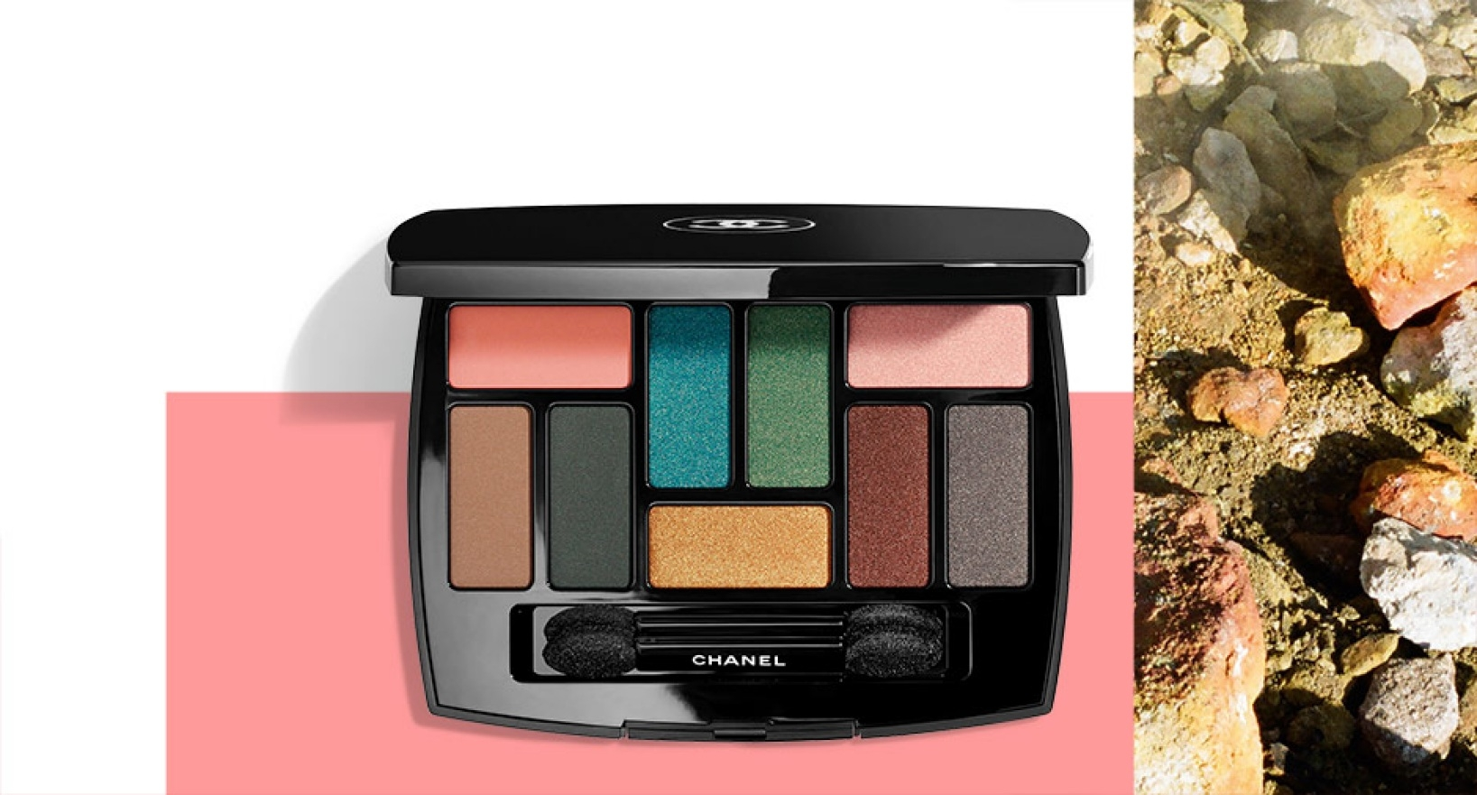 CHANEL Les 9 Ombres Limited Edition Nº 1 Affresco